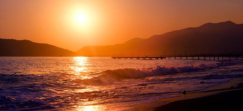 Sunset Alanya -