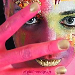 Make-up is Art, Beauty is Spirit
