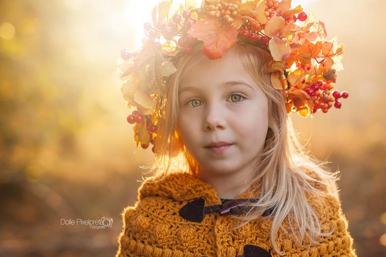 Little queen of Fall... -