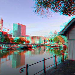 Oude-Haven Rotterdam 3D