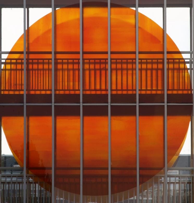 oranje bol - oranje bol gevangen
