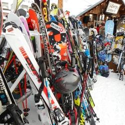 Skistalling