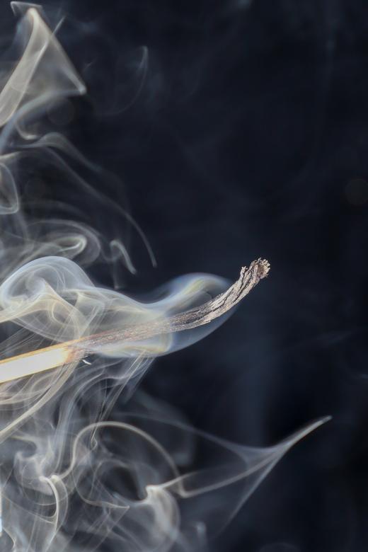Waar rook is, was vuur -