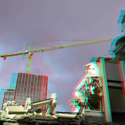 Sloop Jungerhans voor Forum Rotterdam 3D