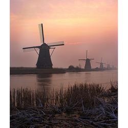 Sunrise Kinderdijk 3