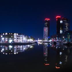 Nacht in Leeuwarden