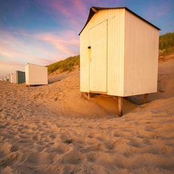 Het strandhuis
