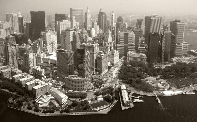 New York - Afgelopen maand augustus ben ik een weekje in NY geweest. Daar hebben we een helicoptervlucht gemaakt om het eiland heen. Een geweldige erv