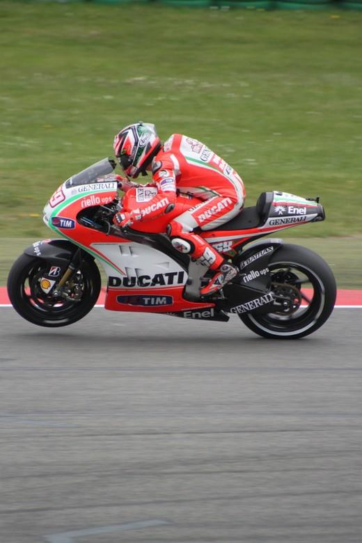 Nicky Hayden Kwalificatie tt 2012 - Nicky Hayden Kwalificatie tt 2012