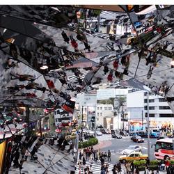 Tokyo; de wijk Harajuku