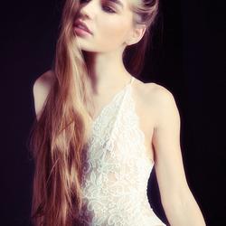 Lily in bodysuit