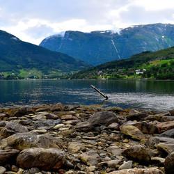 Spektakel in Noorwegen