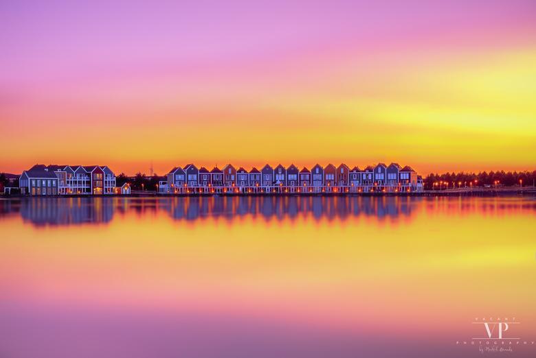 Cotton Candy Sky - Heerlijke zonsondergang