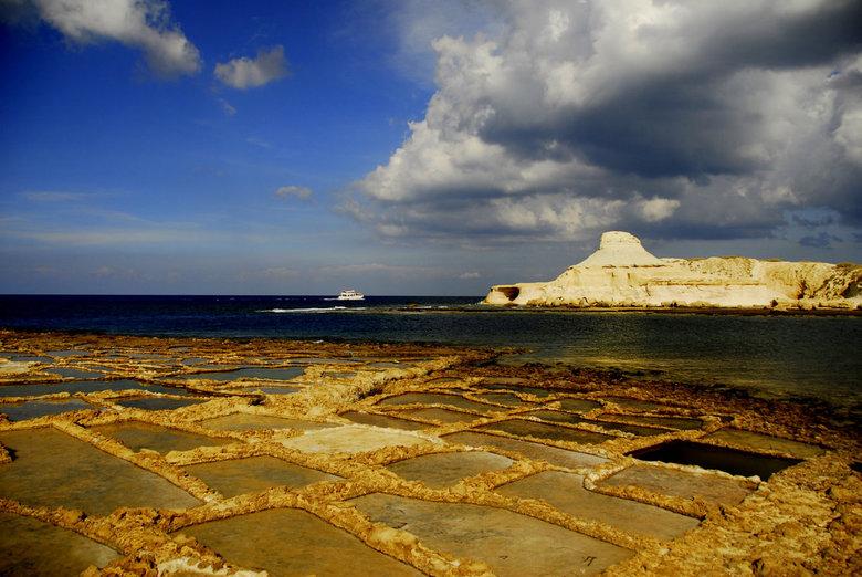 Zoutmeer - Zoutmeer op Gozo