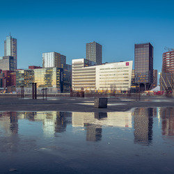 Rotterdam on Ice