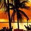 Zonsondergang op Bonaire
