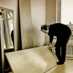 Ikea, he's lovin it ;)