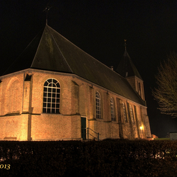Ned. Hervormde kerk Maasdam
