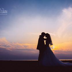 Huwelijk in Scheveningen