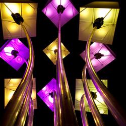 lampen op Wilhelminaplein, Eindhoven