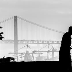 Lisabon contrast/Skyline