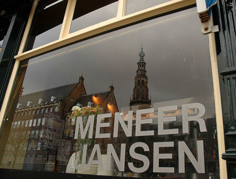 """""""Meneer Jansen"""" - Meneer Jansen is een begrip bij de """"Leienaars"""". Meneer Jansen heeft ook iets met mijn werkplek,"""