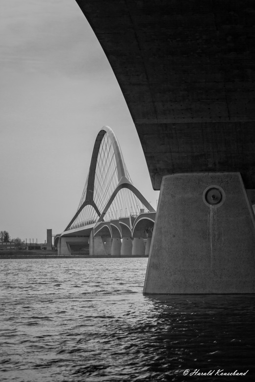 Under the bridge -