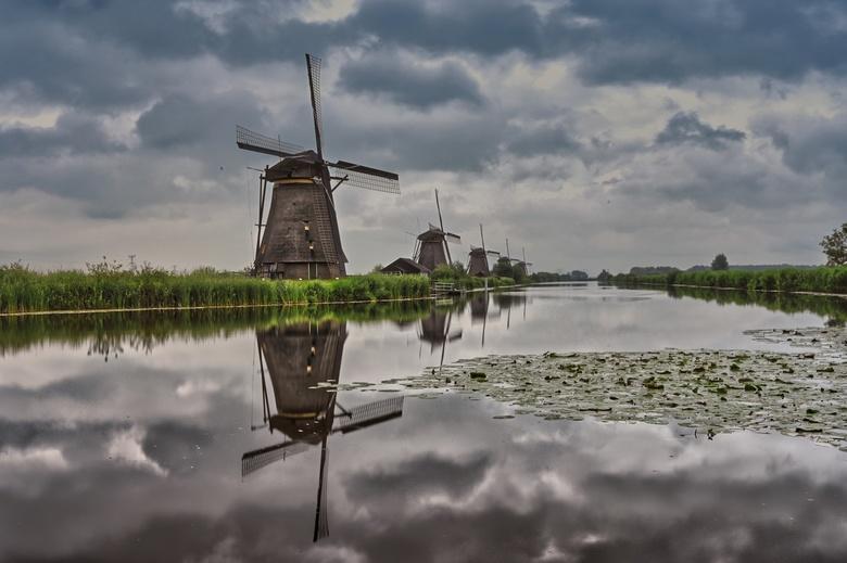 Kinderdijk september 2020 - Kinderdijk in Zuid Holland, woon al jaren redelijk in de buurt maar er nog nooit geweest. Aanrader!