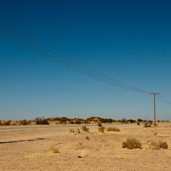 De Californische woestijn