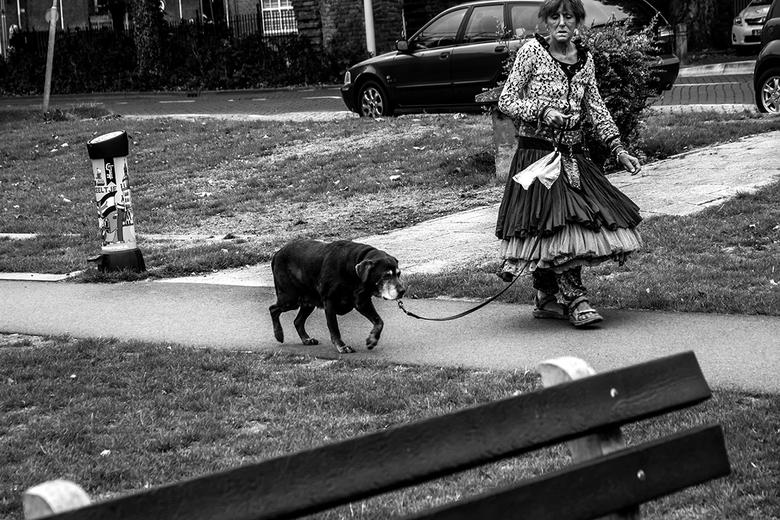 Kleurrijk in zwart-wit - Zutphen
