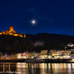 Cochem by Night