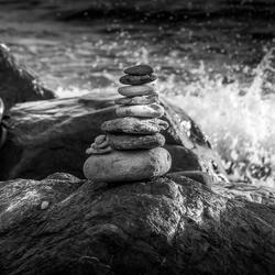 Stenen in Vernazza