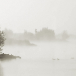 Vissers in de mist (1)