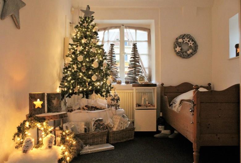 Slaapkamer van de Kerstman