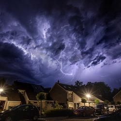 Onweer 20 augustus