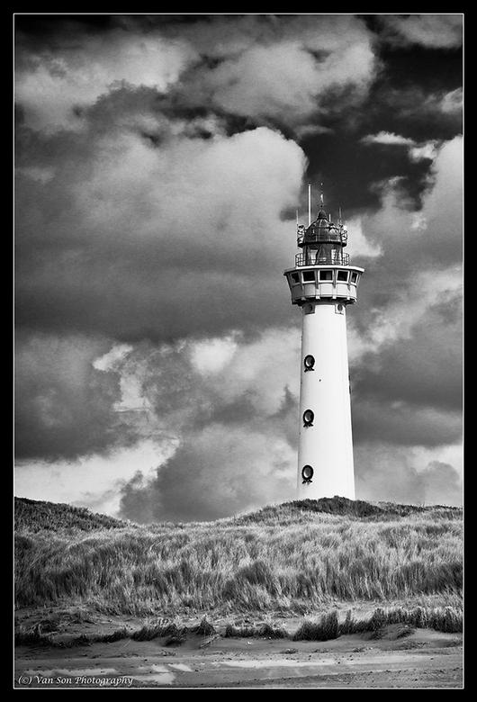 Vuurtoren EaZ - De vuurtoren van Egmond aan Zee
