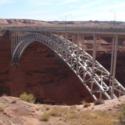 Bridge Collorado River
