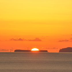 Zonsopgang op Madeira