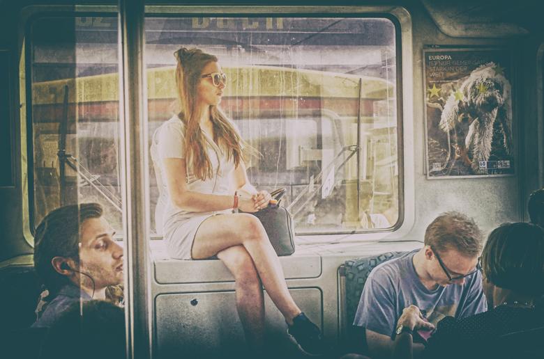 die Königin der U-Bahn