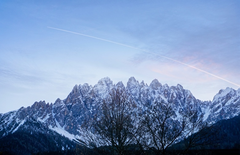 Dolomite blue hours - This winter we went to Val Pusteria, Dolomites. Our hotel location was perfect for some of the most iconic places on the Dolomit