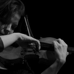 Esther op viool