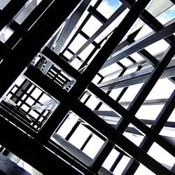 Kunstwerk in Rotterdam
