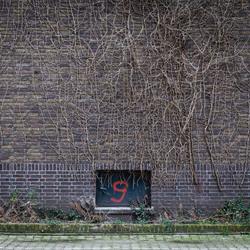 Gevel 4 Meelfabriek Leiden