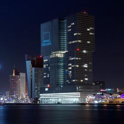 "Cruiseterminalgebouw ""De Rotterdam"""
