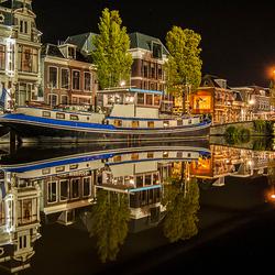 Leeuwarden at midnight