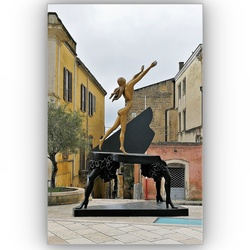 Salvador Dali  . .