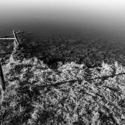 Langs de waterkant van de Nederrijn