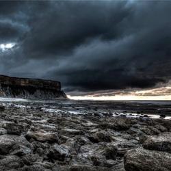 Coastline Normandy