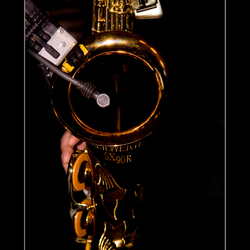 Piece of sax