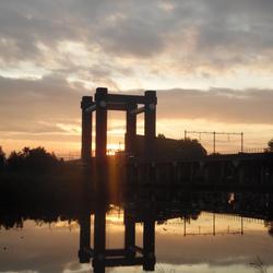 zonsopgang met een twist